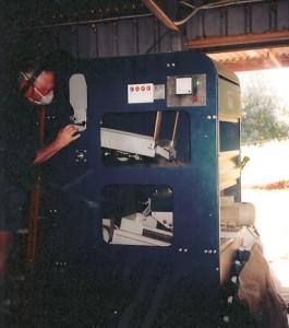 Hulling, Polishing & Gradin